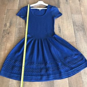 Sandro sweater dress in size 2, fits US size 0-2.
